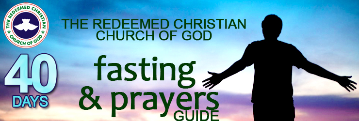 2015 Fasting and Prayers
